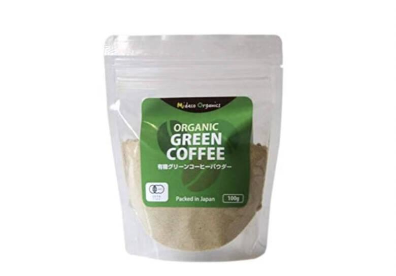 グリーンコーヒーパウダー