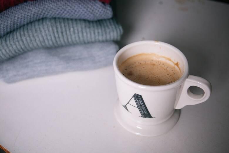 コーヒーの染み抜きをする前に確認しておくべきこと