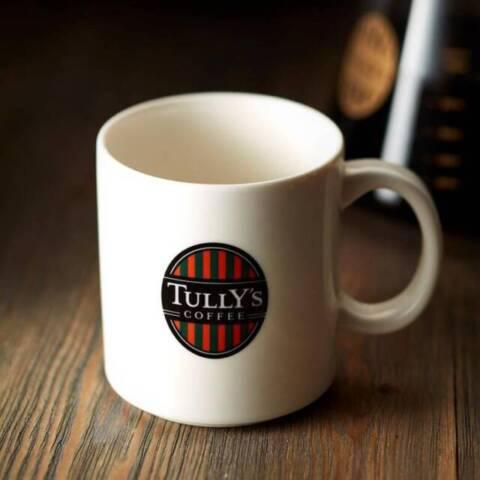 2. 「タリーズ ロゴマグカップ」