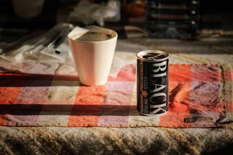缶コーヒーの選び方