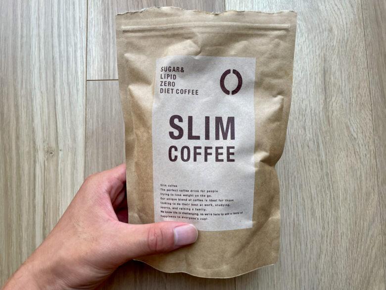スリムコーヒー(SLIM COFFEE)を実際に飲んでみてのレビュー・感想