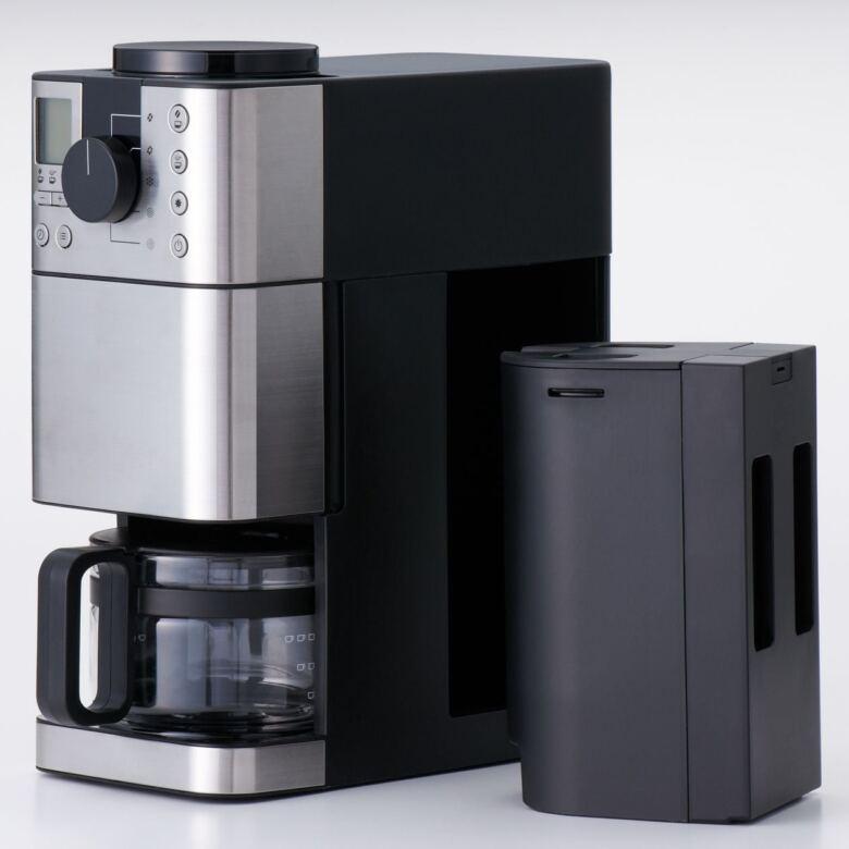 無印良品「豆から挽けるコーヒーメーカー」の特徴とは?