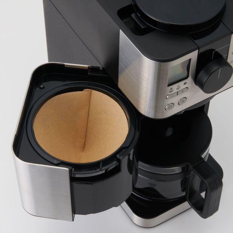 無印良品のコーヒーメーカーと一緒に買いそろえるべきアイテム3選