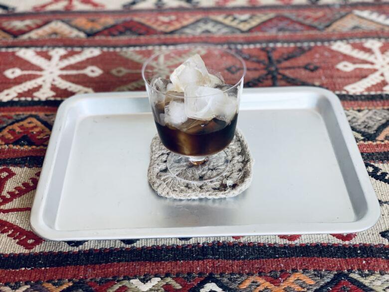 コーヒーと炭酸5:5