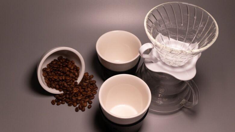 コーヒーの蒸らしで膨らまない原因