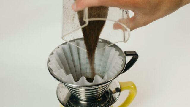 蒸らし時間をしっかりと計って美味しいコーヒーを淹れよう!
