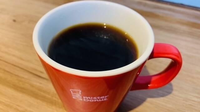 ミスドのコーヒーがおかわり自由?飲み放題?
