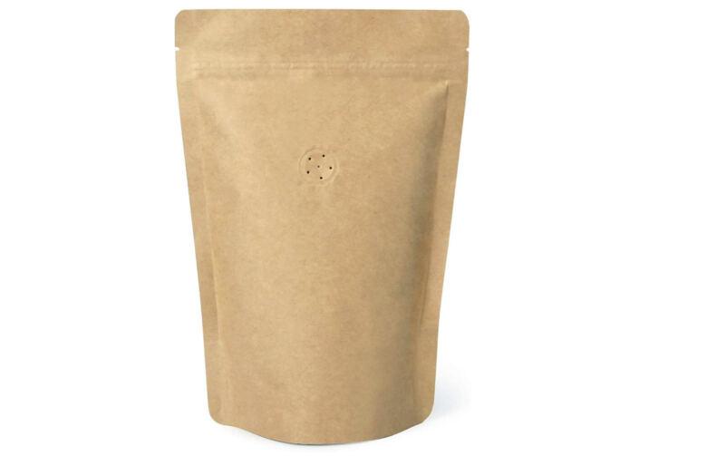 バルブ付保存袋