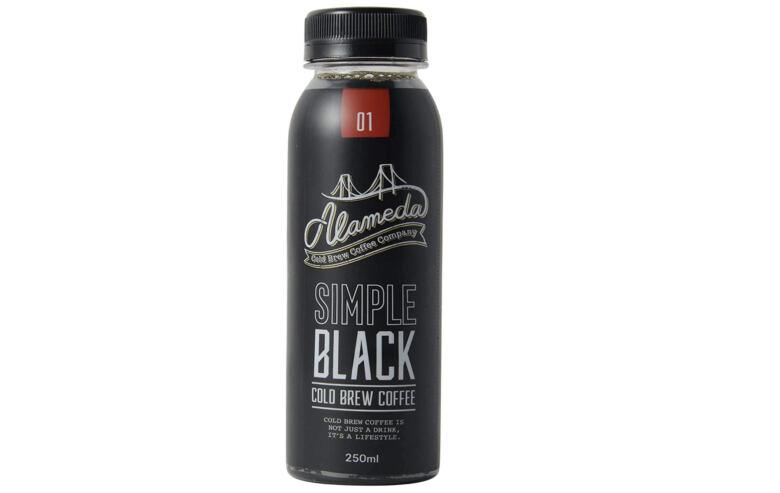 ALAMEDA COLD BREW COFFEE 水出しコーヒー ブラック無糖