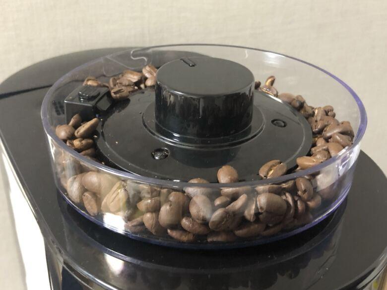 siroca コーン式全自動コーヒーメーカー SC-C121