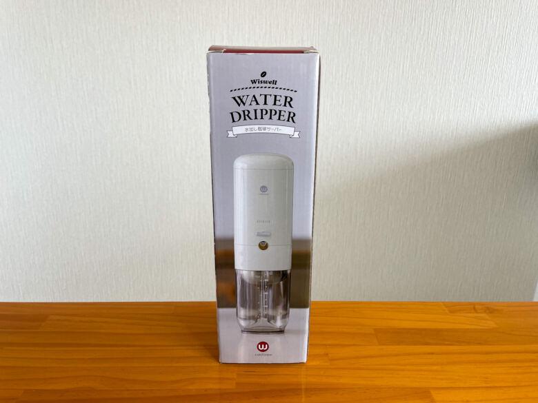 実際にWiswell Water Dripperを使ってみての感想・レビュー