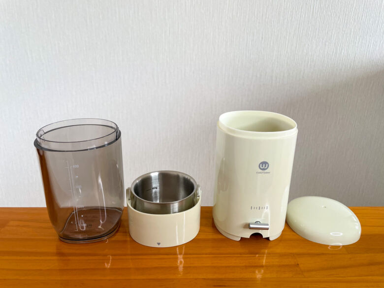 Wiswell Water Dripperの優れている点・メリット