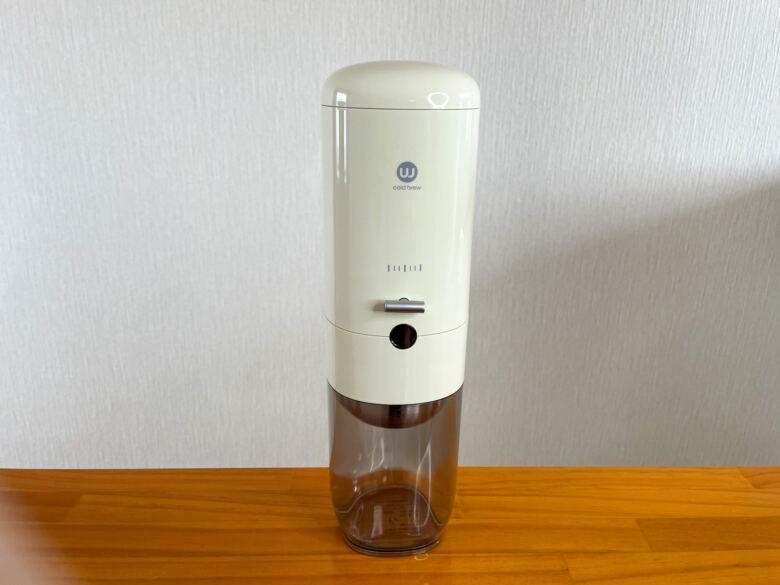 Wiswell Water Dripperを使えば誰でも簡単に水出しコーヒーが作れる!
