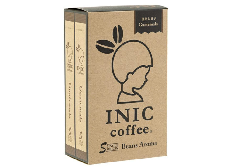 INIC coffee Beans Aroma グァテマラ スティック 30本