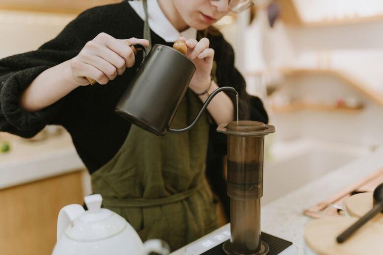 筋トレをする場合のコーヒーの最適な摂取量