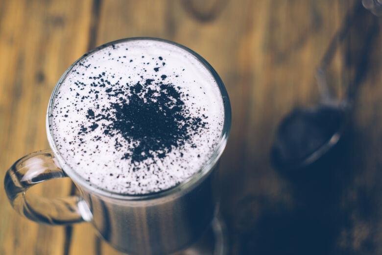チャコールコーヒーの効果的な飲み方