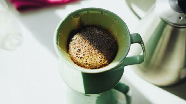 【ハンドドリップ編】コーヒーにできる泡の正体