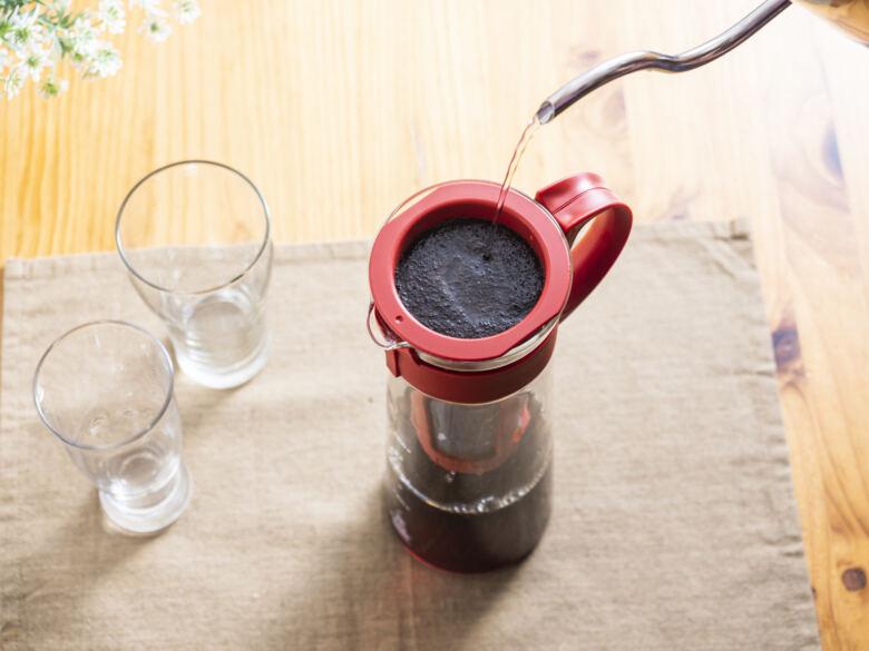 水出しコーヒーを作る際の5つのポイント