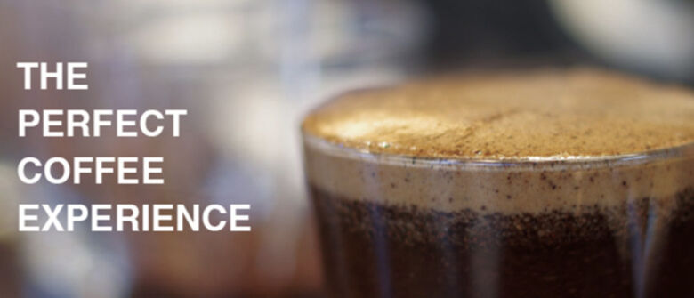 """""""究極のコーヒー体験を""""がコンセプト"""