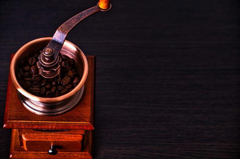 粗挽きも含めて様々なコーヒー豆の挽き方で楽しもう!