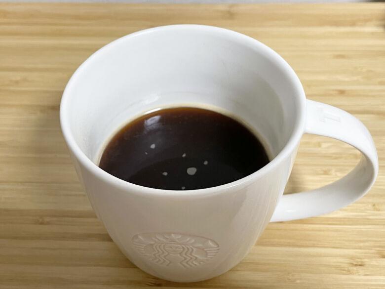 【写真付き解説】茶こしを使ったコーヒーの作り方
