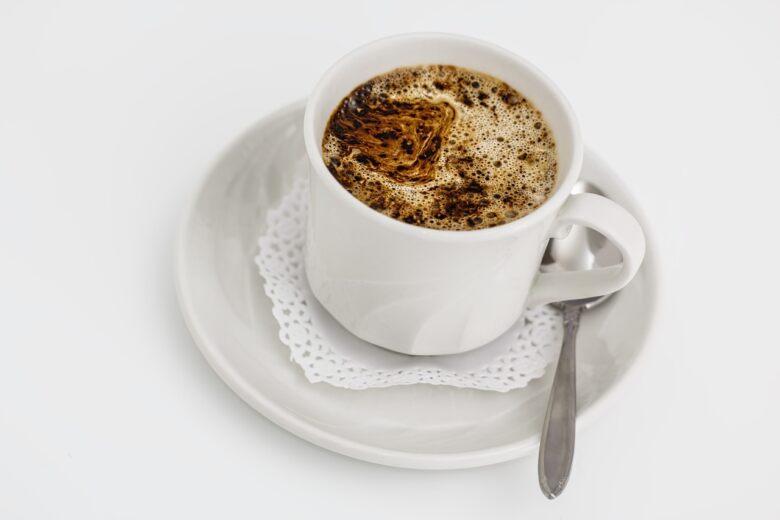コーヒー風呂の作り方