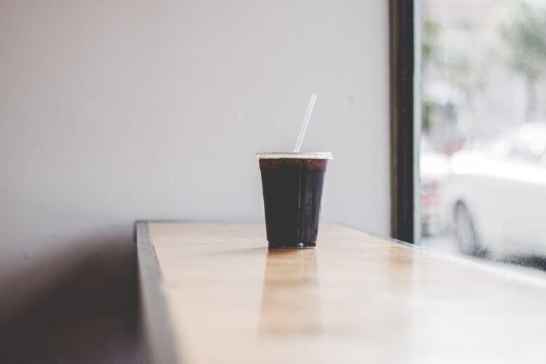 アイスコーヒーでのダイエットに効果的なのは浅煎り