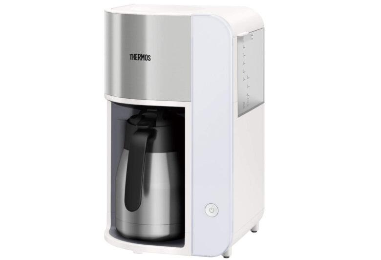 サーモス 真空断熱ポットコーヒーメーカー 1L ホワイト
