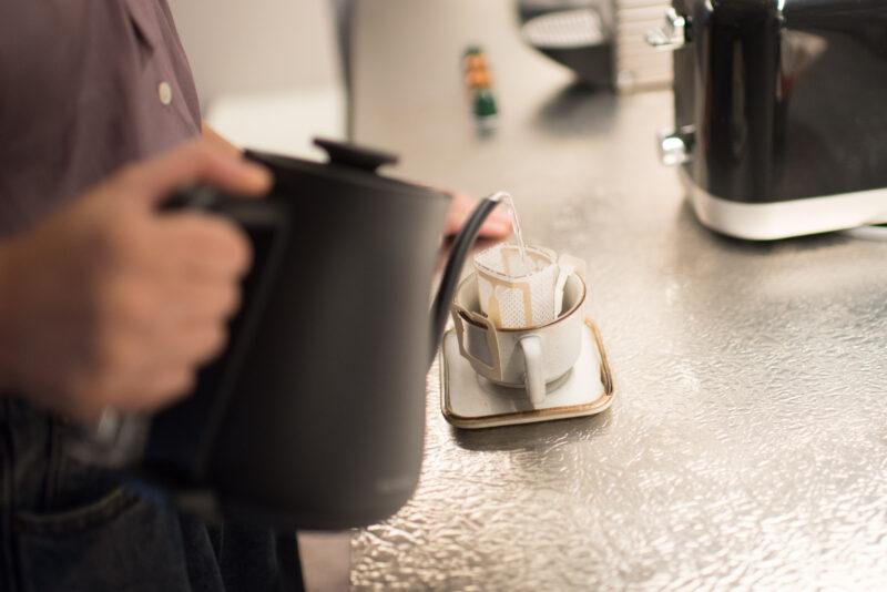 ドリップバッグコーヒーとは?