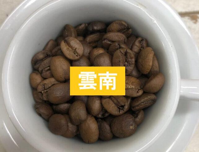 2. アジアトップクラスの品質「京都西陣珈琲 雲南省シーサンパンナ」