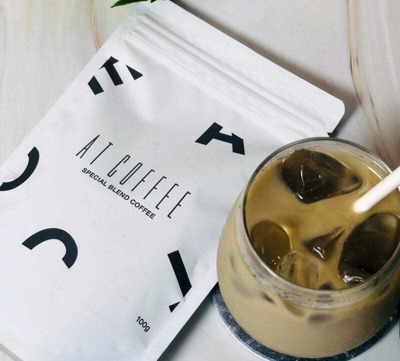 at coffee(アットコーヒー)の成分・効果
